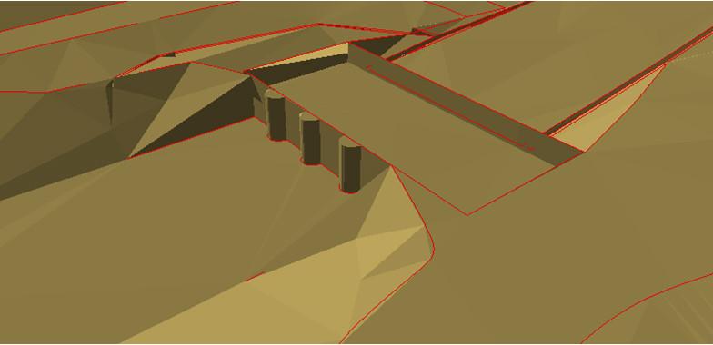 Рис. 5. 3D-вид модели
